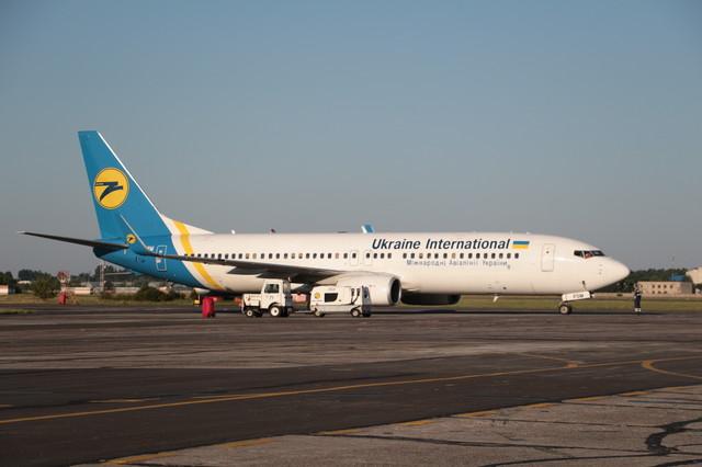 В Одессе совершил аварийную посадку пассажирский авиалайнер