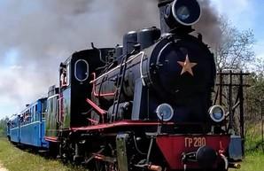 На Одесской железной дороге провели фестиваль узкоколейки (ФОТО)