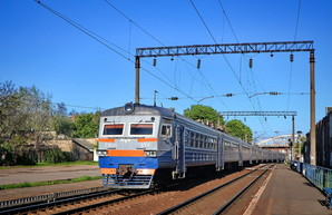 Железнодорожное движение в Одесской области в мае (ВИДЕО)