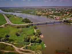 На автотрассе Одесса - Рени будут ремонтировать мост через Днестр