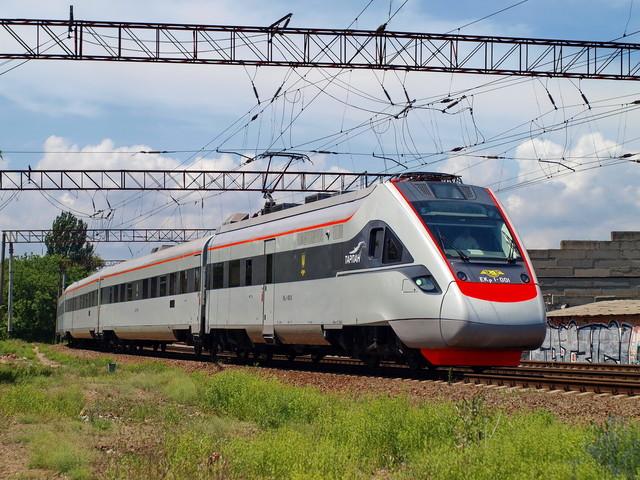 На проекте скоростной железной дороги между Одессой и Киевом поставили крест