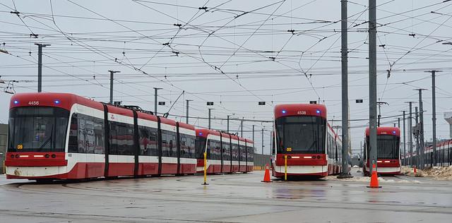 Для Торонто закупят еще 60 трамваев Flexity