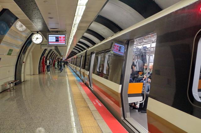 В Стамбуле с 29 мая действует новая, 9-я линия метро