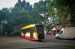 """В Одессе будут ремонтировать трамвайные пути около """"Привоза"""""""