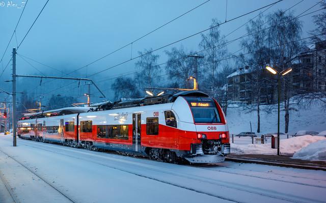 Для железных дорог Австрии закупают 540 электропоездов