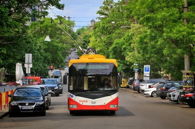 В воскресенье в Одессе сократят работу общественного транспорта