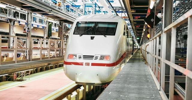 В Германии модернизируют скоростные поезда первого поколения