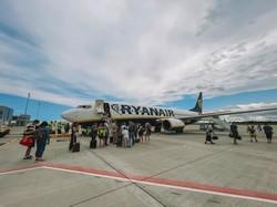 Из Одессы начали летать авиарейсы на остров Корфу