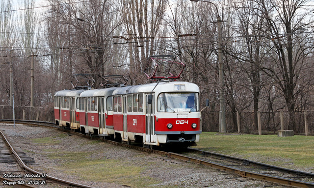 Какими будут новые трамваи для Кривого Рога