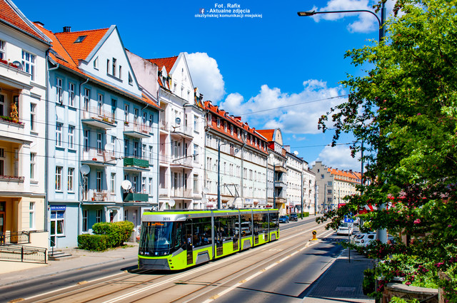 В Евросоюзе впервые начали работать турецкие трамваи
