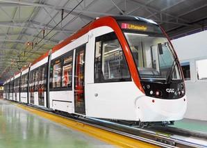 В две трамвайные сети Германии закупают испанские трамваи CAF