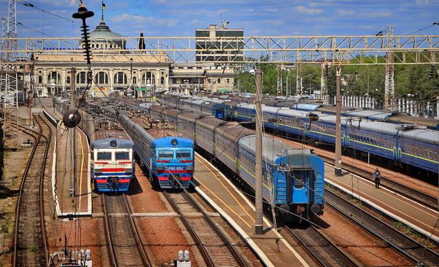За три года Украина потратит полтора миллиарда долларов на железную дорогу