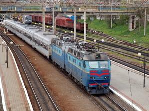 """Запускают новый поезд """"Интерсити"""" из Киева в Тернополь"""