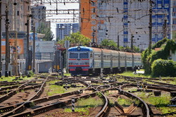 Железнодорожный траффик в Одессе и Затоке: июнь 2021 (ВИДЕО)
