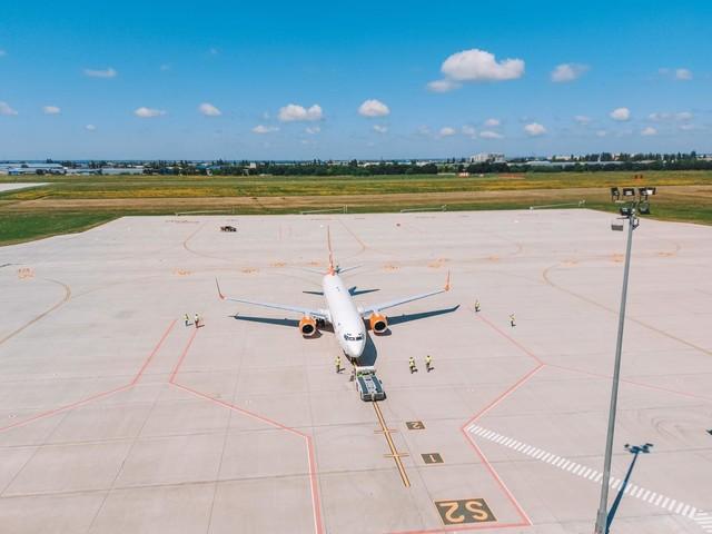 Перед открытием новой взлетной полосы Одесский аэропорт более суток не будет принимать авиарейсы
