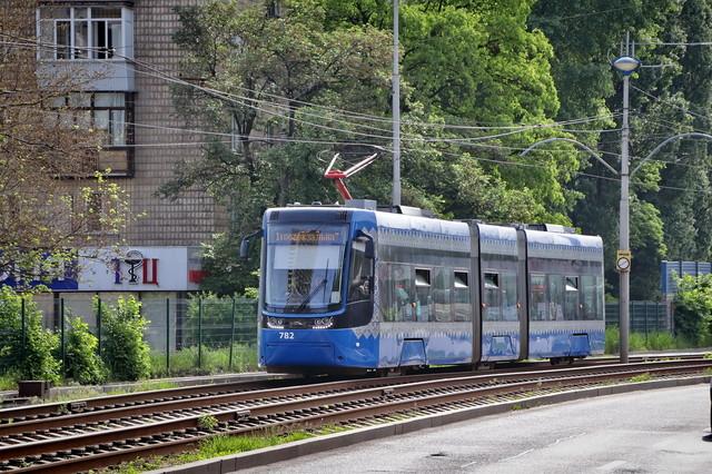 В Киеве больше нет кондукторов в общественном транспорте
