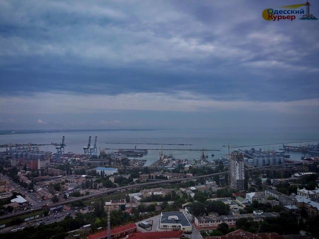 Одесский порт в 2021 году работал с убытком в 23 миллиона