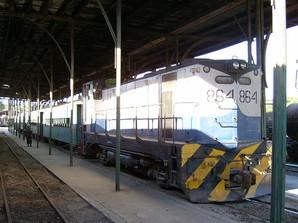 В Сальвадоре будут восстанавливать железную дорогу