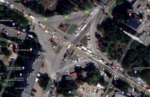 В Одессе уже запускают кольцевую развязку на поселке Котовского