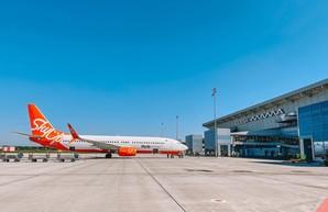 В июне одесским аэропортом воспользовались почти 130 тысяч пассажиров