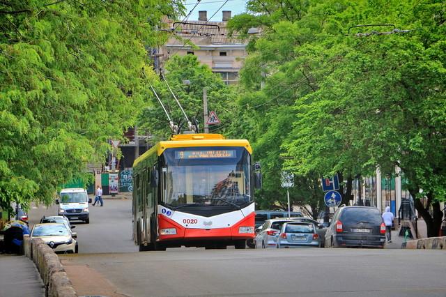 В Одессе изменят работу городского транспорта на выходных из-за велогонок