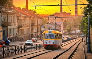 В Одессе уже можно оплатить проезд смартфоном во всех трамваях