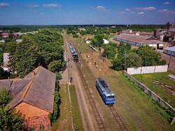 Ретро-поезд под паровозом на узкоколейке в Гайвороне: возобновится ли движение по узкой колее (ВИДЕО)