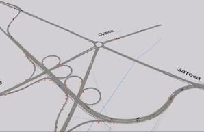 Как будет выглядеть новая развязка на выезде из Одессы у Двух Столбов (ВИДЕО)
