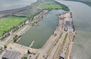 За полгода порт Рени в Одесской области сократил перевалку грузов на треть