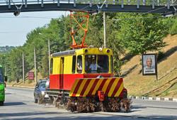 В Харькове отметили 115-летний юбилей трамвая (ФОТО)