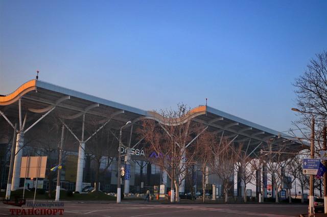 В Одесском аэропорту создадут грузовой терминал