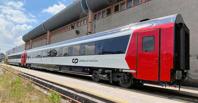 Португалия закупает 117 новых электропоездов