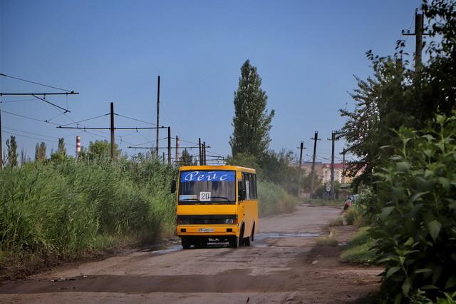 Как в Одессе будут ходить автобусы для пассажиров с ограниченными возможностями в августе