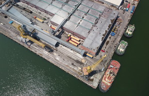 Порт Одессы впервые за 2021 год показал прибыль