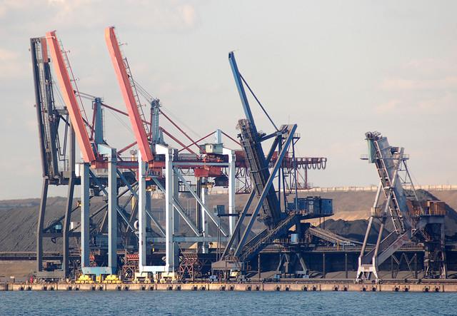 Государственный порт Южный обработал более 9 миллионов тонн грузов за 2021 год