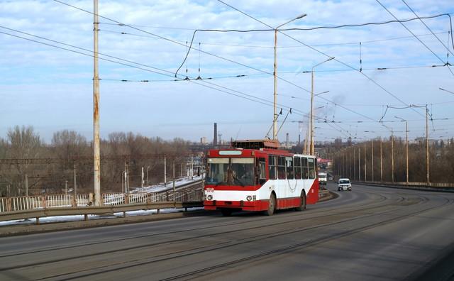 Два города Украины используют электротранспорт для борьбы с ковидом