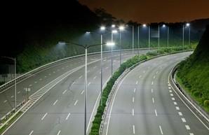 В Украине собираются ввести ночное освещение на дорогах с интенсивным движением