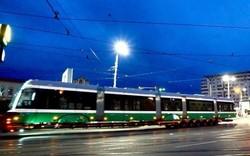 В Яссы впервые за 45 лет поступили новые трамваи (ФОТО)