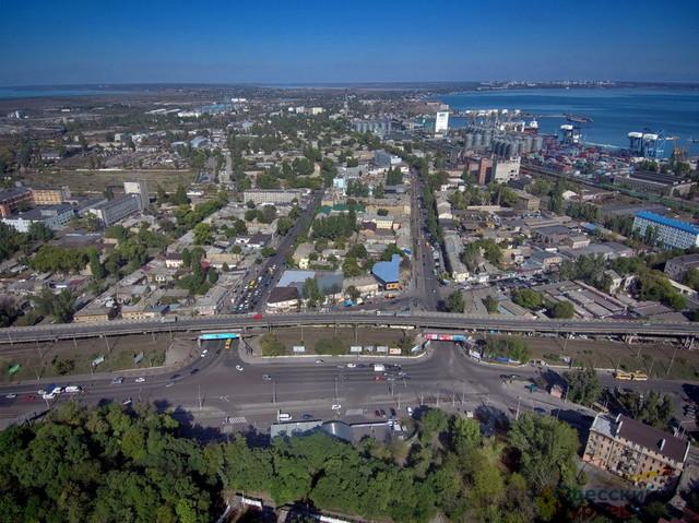 В Одессе начали разработку транспортной модели города
