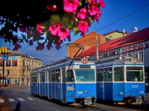 Как устроен электротранспорт Винницы и чем он отличается от Одессы (ФОТО, ВИДЕО)