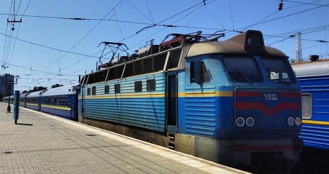 В Одессу прибыл первый рейс поезда из Киева с люксовыми вагонами (ФОТО)