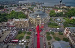 В Одессе ограничат движение во время главных событий кинофестиваля