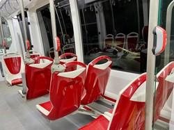 В столицу Молдовы закупили подержанные футуристические троллейбусы из Италии