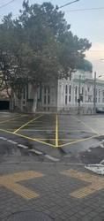 В Одессе появилась новая разметка на двух важных перекрестках