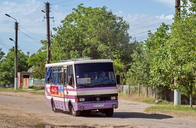 В автобусах между Одессой и Белгородом-Днестровским дорожает стоимость проезда