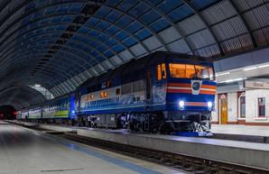 Поезд Одесса-Кишинев запустили с подвижным составом украинской железной дороги