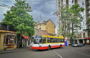 Когда в Одессе поедут первые электробусы