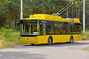 Завершились поставки 40 троллейбусов в Полтаву по кредиту ЕБРР