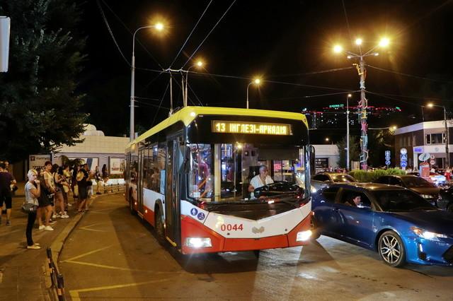 В Одессе прекращается работа двух маршрутов электротранспорта