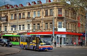 В Одессе в сентябре будут ходить автобусы для пассажиров с ограниченными возможностями